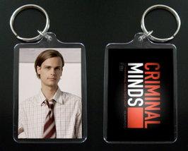 Criminal Minds Keychain / Keyring Matthew Gray Gubler 5 - $7.99