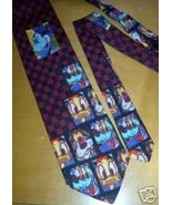 Disney Mickey Donald Goofy Limited Edition Silk Tie - $150.00