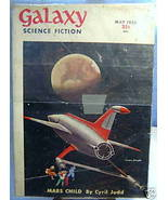 GALAXY SCIENCE FICTION FIRST EDITION MAY 1951 - $22.99