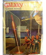 GALAXY SCIENCE FICTION FIRST EDITION JULY 1951 - $22.99