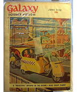 GALAXY SCIENCE FICTION FIRST EDITION JUNE 1952 - $22.99