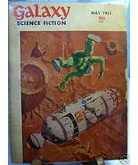 GALAXY SCIENCE FICTION FIRST EDITION MAY 1953 - $22.99