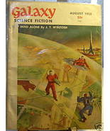 GALAXY SCIENCE FICTION FIRST EDITION AUGUST 1953 - $22.99