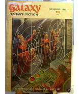 GALAXY SCIENCE FICTION FIRST EDITION NOVEMBER 1953 - $22.99