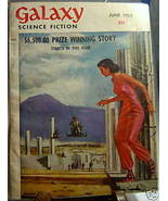 GALAXY SCIENCE FICTION FIRST EDITION JUNE 1955 - $22.99