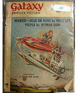 GALAXY SCIENCE FICTION FIRST EDITION MAY 1956 - $79.89