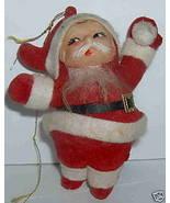 Christmas Vacation Blow Mold Santa Ornament - $22.99