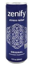 Zenify Original All Natural Sparkling Calming Stress Relief Beverage,12 Fl - $47.04