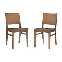 Linon Natural Set of 2 Benton Side Chair - $999.99