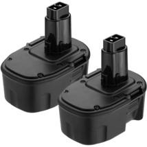 2Pack Dc9091 Batteries For Dewalt 14.4V 3000Mah Replacement Battery Dc - $56.99