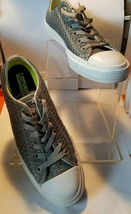 CONVERSE All Star Chuck Taylor II Low Spacer Mesh Mouse 154025C Size M 7... - $46.43
