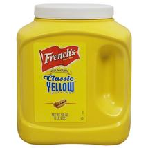 French's 100% Natural Classic Yellow Mustard (105 oz.) (2 PK.) - $14.50