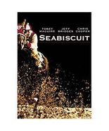 Seabiscuit  ( DVD ) - $1.98