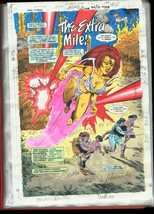 New Titans #111-DC Color Guides Prod. Art - $272.81