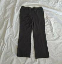 Calvin Klein Women's Modern Fit Tapered Leg Patterned Plaid Dress Pants ... - $32.73