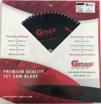 "Guhdo Gmaxx 2400.120A72 12"" x 72 Tooth 3,2/2.2 1"" ATB Saw Blade Germany - $59.40"