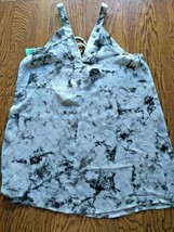 Miken Swim Just Marble Beach Cover Up Size Large image 2
