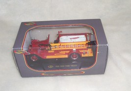 Signature Models 1928 REO Fire Truck Diecast NEW IN BOX! 1:32 - $19.96