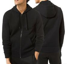 Men's Classic Solid Lightweight Sweatshirt Soft Jersey Full Zip Up Hoodie Jacket