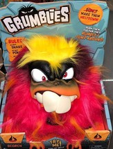 Grumblies Red Scorch Interactive Toy New in Box - $29.69