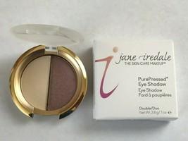 Jane Iredale PurePressed Pressed Eye Color Eyeshadow Duo Oyster/Supernova - $20.00