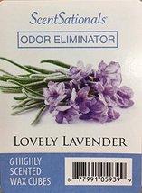 ScentSationals Lovely Lavender Odor Eliminator Wax Cubes, 2 OZ - $6.92