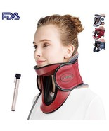 LEAMAI Newest Cervical Neck Traction Device - Adjustable Inflatable Neck... - $127.76