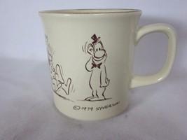 1979 Henry 'Hank 'Syverson Cartone Animato da Collezione Tazza Disney - $10.12