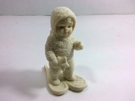 "Snowbabies by Department 56 ""A Special Delivery"" Bisque Holiday Decor (1... - $24.74"