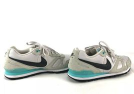 Nike Air Waffle Trainer Running Shoes 429628-032 Beige/Turquoise Men's Size 11 image 5