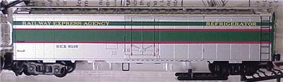 Micro Trains 52080 Railway Express Agency 6116
