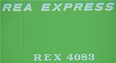 Micro Trains 52030 Santa Fe REA Reefer 4083