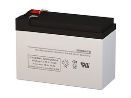 12V 9AH SLA Battery by SigmasTek - $24.74