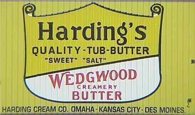 Micro Trains 04900540 Harding Butter 40' Reefer 11619