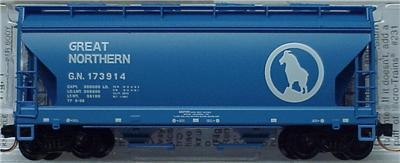 Micro Trains 09200210 GN ACF Hopper173914