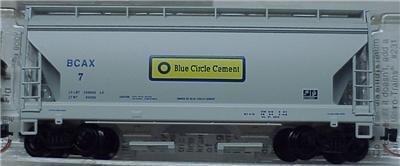 Micro Trains 92180 Blue Circle ACF Hopper BCAX 7