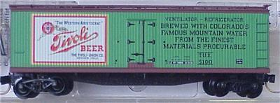 Micro Trains 49440 Trivoli Beer 40' Reefer 5100