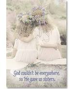 God Gave Us Sisters Flex Magnet by Leanin' Tree - $8.00