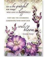 Let Us Be Grateful Flex Magnet by Leanin' Tree - $8.00