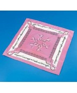 Pink Ribbon Breast Cancer Awareness Bandanna - $3.00