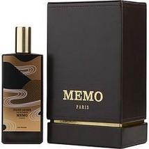Memo Paris Italian Leather By Memo Paris Eau De Parfum Spray 2.5 Oz For Unisex - $259.88