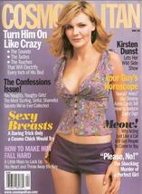 Cosmopolitan Magazine April 2001 - $14.00