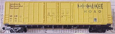 Micro Trains 103040 Milwaukee 60' Boxcar 4292