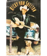 Backroads Ricky Van Shelton - $3.00