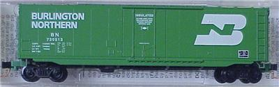 Micro Trains 38200 BN 50' Boxcar 730485