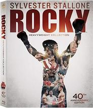 Rocky Heavyweight Collection (Blu-ray)