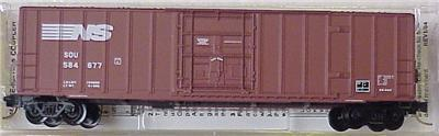 Micro Trains 27230 Norfolk Southern 50' Boxcar 584877