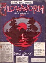 The Glow-Worm - $25.00