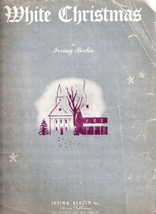 White Christmas - $20.00
