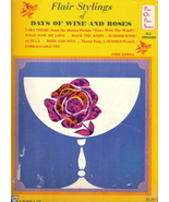 Flair Stylings of Days of Wine and Roses for All Organs - $15.00